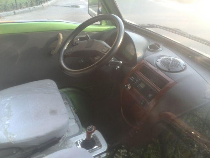 В Украине появился необычный электромобиль 2