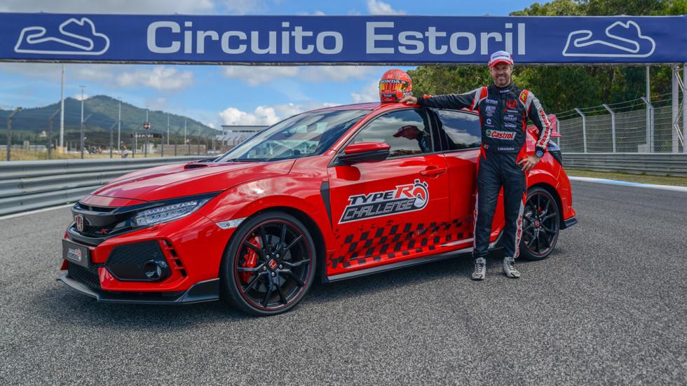 Honda Civic Type R установил очередной рекорд 1