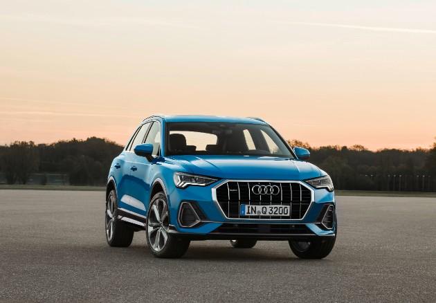 Компания Audi официально презентовала новый Q3 1