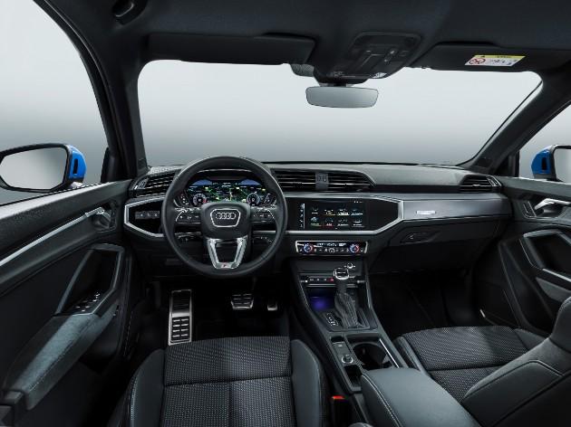 Компания Audi официально презентовала новый Q3 3