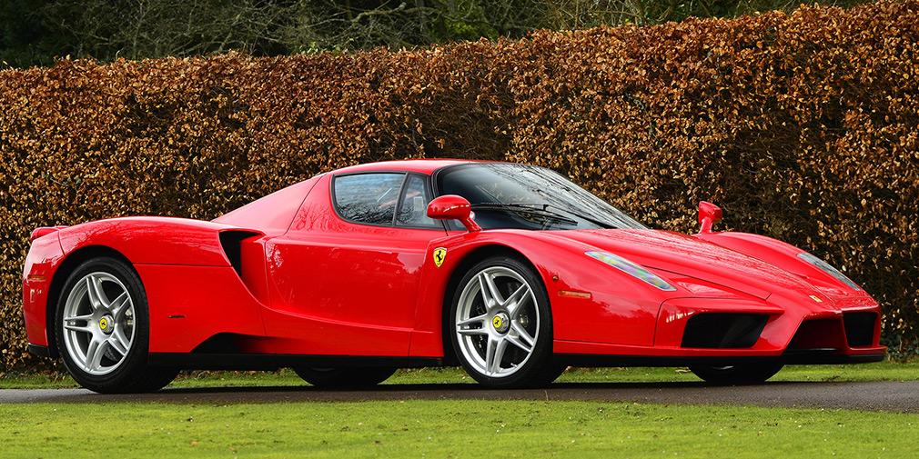Ferrari Шумахера вновь выставили на продажу 1