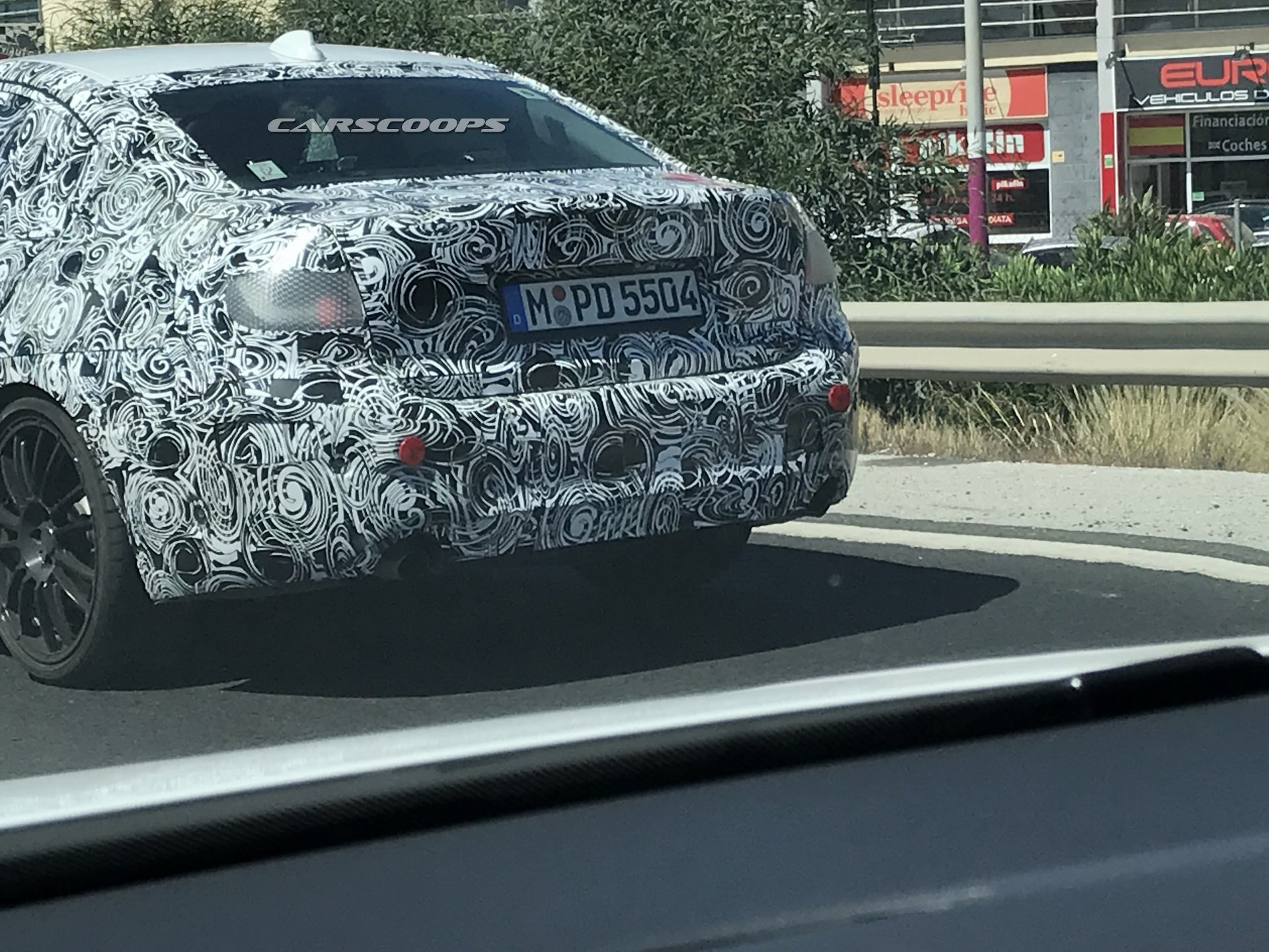 Новые BMW X5 и 3-Series сфотографировали во время тестов 3