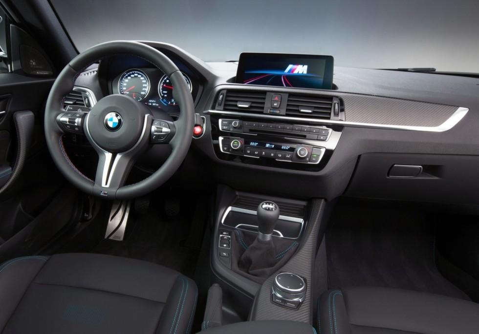 Автономные технологии «похоронят» механические коробки на автомобилях BMW M 1