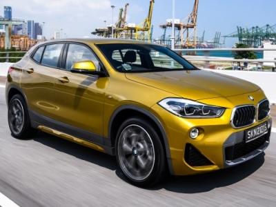 У BMW X2 обнаружились проблемы с безопасностью 1
