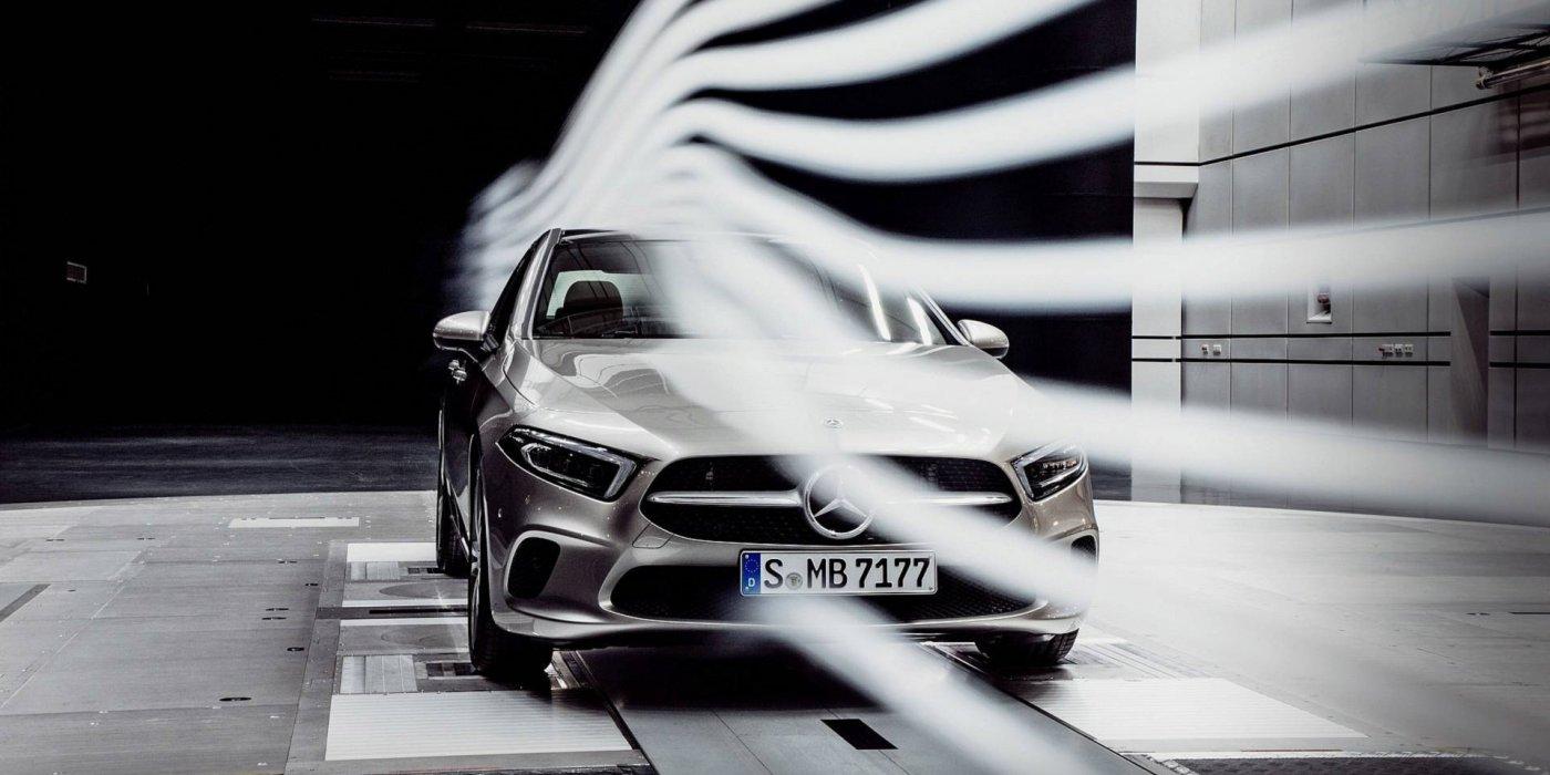 Mercedes-Benz расскрыл информацию о новом седане A-Class для Европы 1