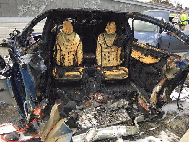 Ученые установили причины взрывов батарей электрокаров 1