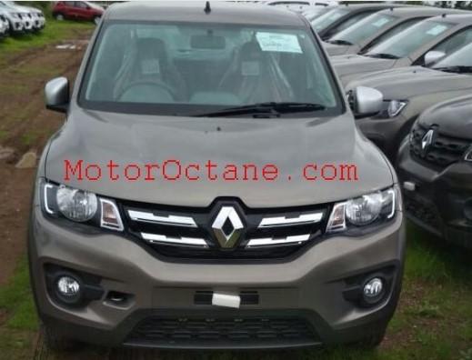 Обновленный кроссовер Renault за 4 тысячи долларов показался на фото 1