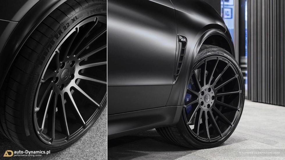 В Auto-Dynamics сделали из BMW X5 M 670-сильный суперкроссовер 2