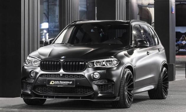 В Auto-Dynamics сделали из BMW X5 M 670-сильный суперкроссовер 1