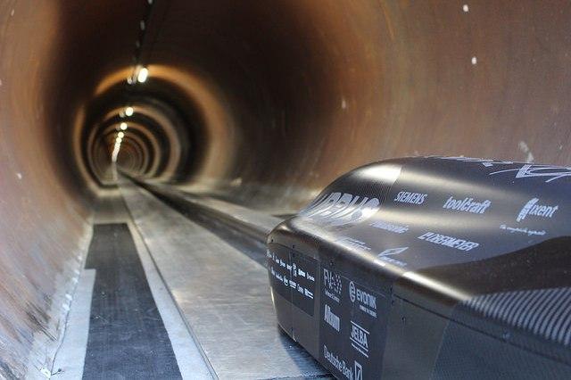 В Китае появится свой Hyperloop 1