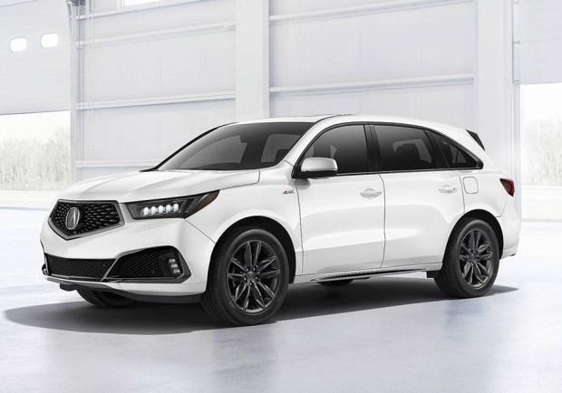 Acura улучшила семиместный кроссовер MDX 3
