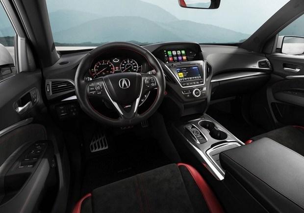 Acura улучшила семиместный кроссовер MDX 4
