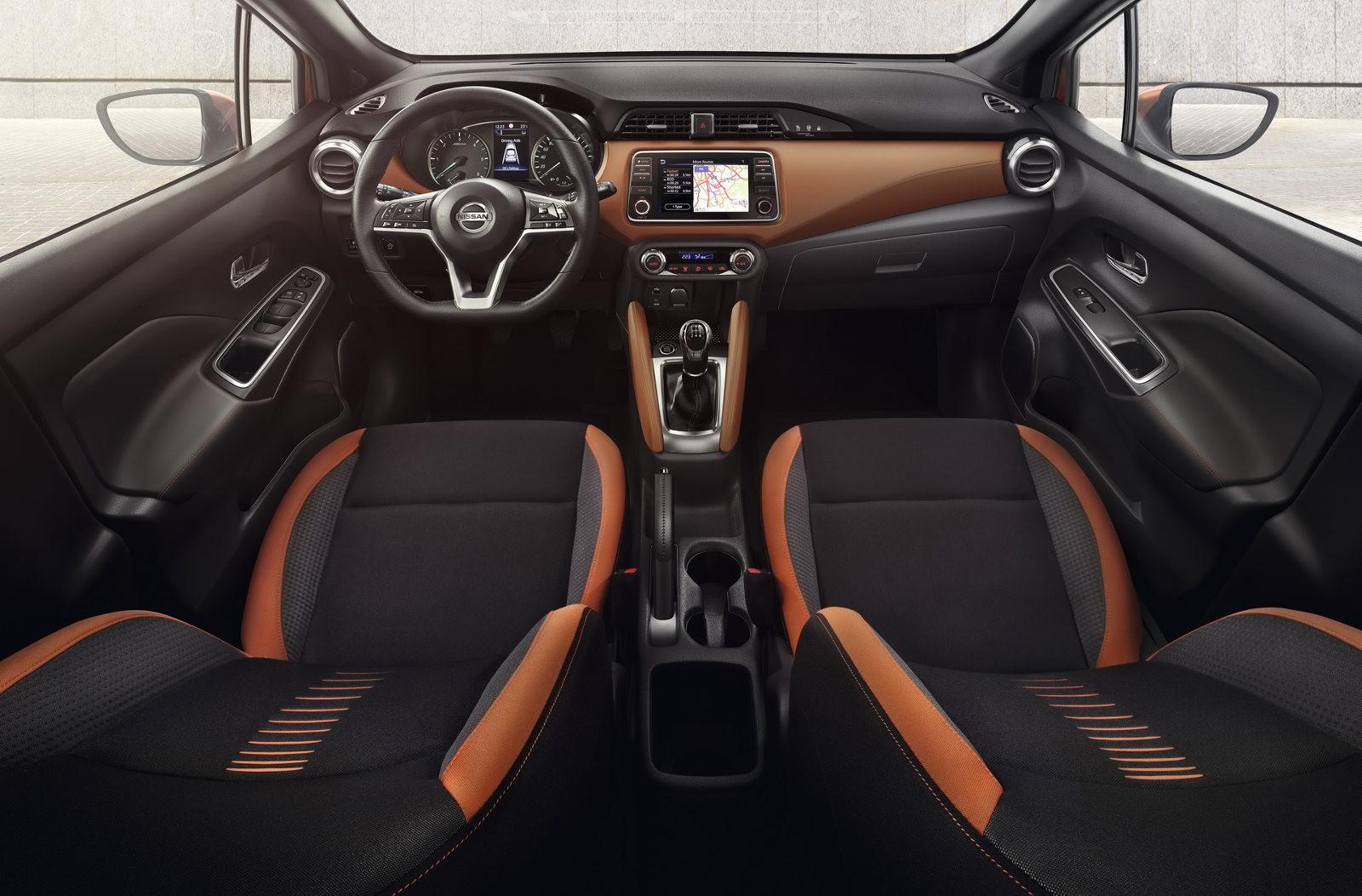 Nissan Micra получила больше технологий в стандартной комплектации 2