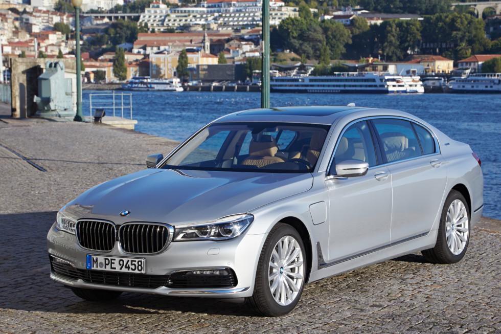 Гибридный BMW 7 Series получит прибавку к мощности 1