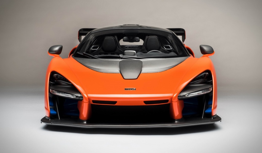 Игрушечный McLaren Senna оценили в 8000 долларов 1
