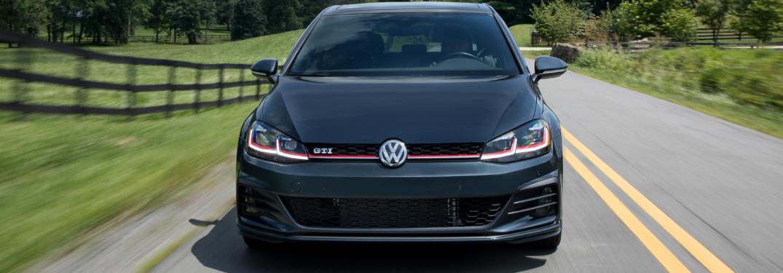 Volkswagen снимет с производства «горячий» Golf GTI 1