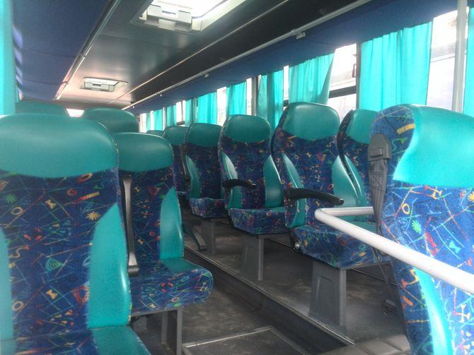 Уникальный автобус А102 Карпаты замечен в Киеве 2