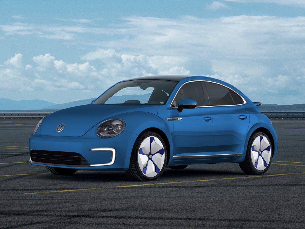 Легендарная модель Volkswagen станет электромобиль 1