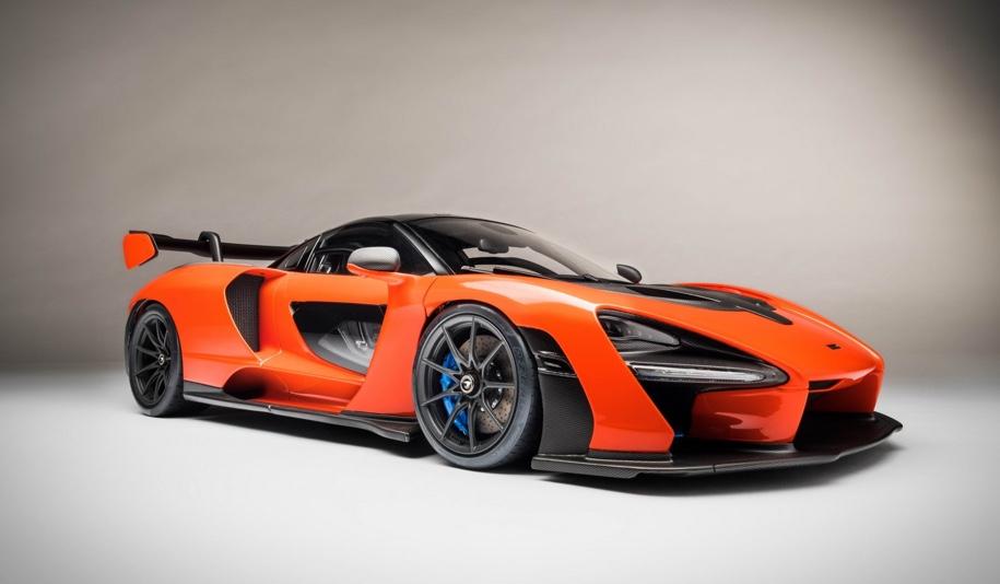 Игрушечный McLaren Senna оценили в 8000 долларов 2