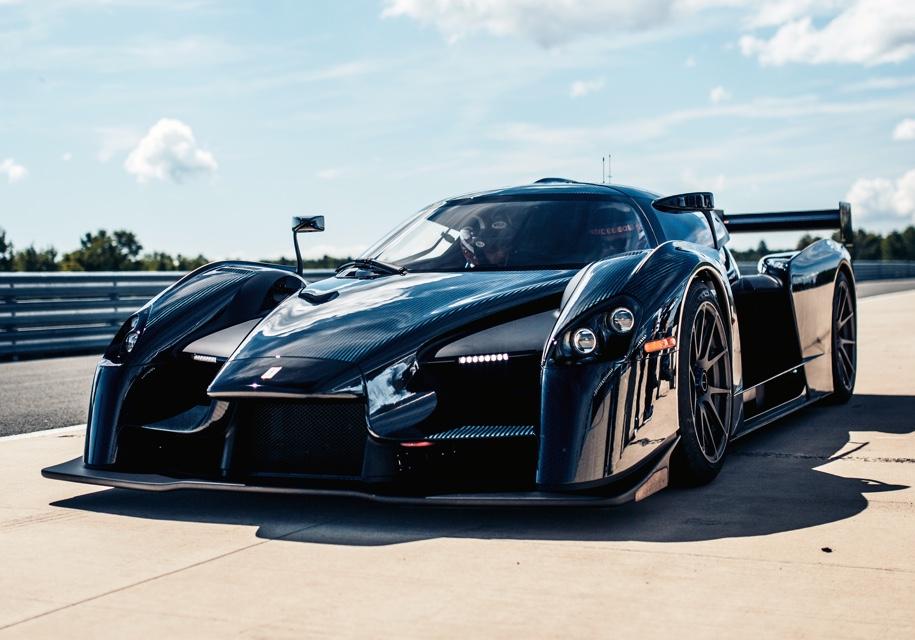 Гликенхаус построит ретроспорткар в стиле Ferrari 1