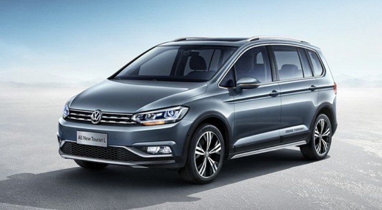 Кросс-версия Volkswagen Touran: «внедорожный» обвес и только один мотор 2