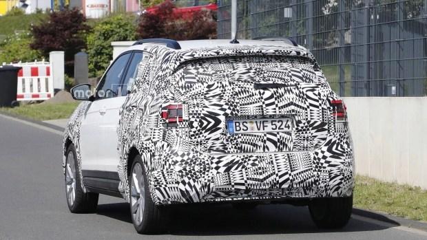 Американцам не достанется новый Volkswagen T-Cross 2