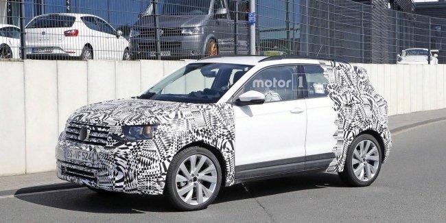 Американцам не достанется новый Volkswagen T-Cross 1