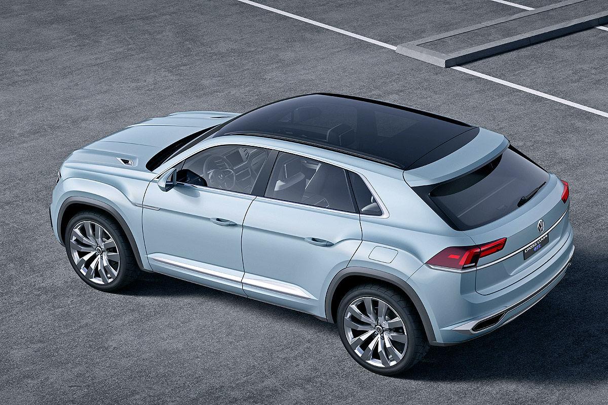 Появилась информация о новых двигателях для Volkswagen Tiguan 1