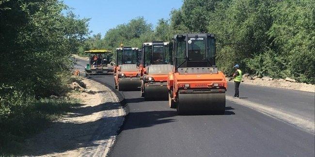 Укравтодор отчитался о ходе ремонта и строительства дорог 1