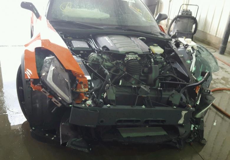 Практически новый Chevrolet Grand Sport продают по очень низкой цене 2