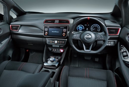 Какой будет самая дорогая версия Nissan Leaf Nismo 3