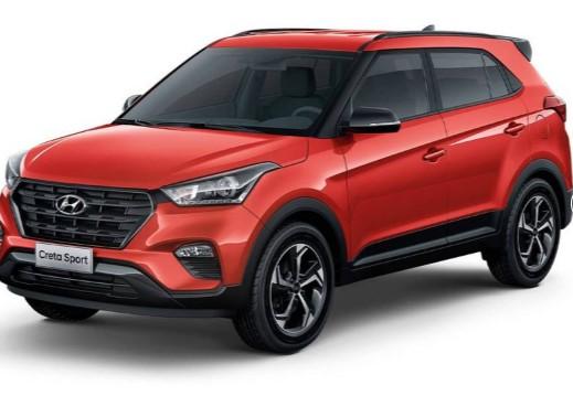 Hyundai Creta Sport обновили спустя год после премьеры 1