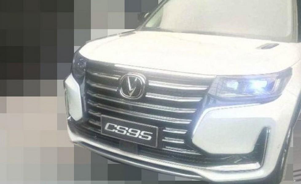 Конкурент VW Teramont и Ford Explorer от Changan получил обновление 1