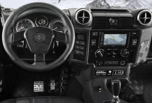 Land Rover Defender «нарядили» в карбон 3