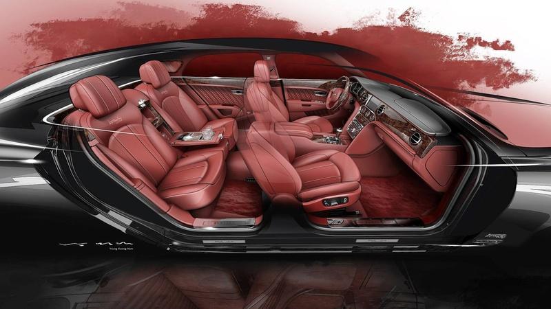 Bentley Mulsanne получил особую спецверсию 1
