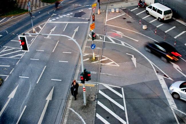 Ученые испытали систему, которая избавит дороги от светофоров 1