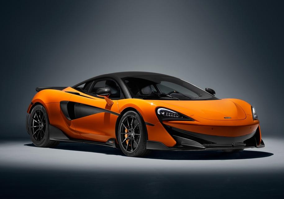 Компания McLaren представит 18 новинок 1