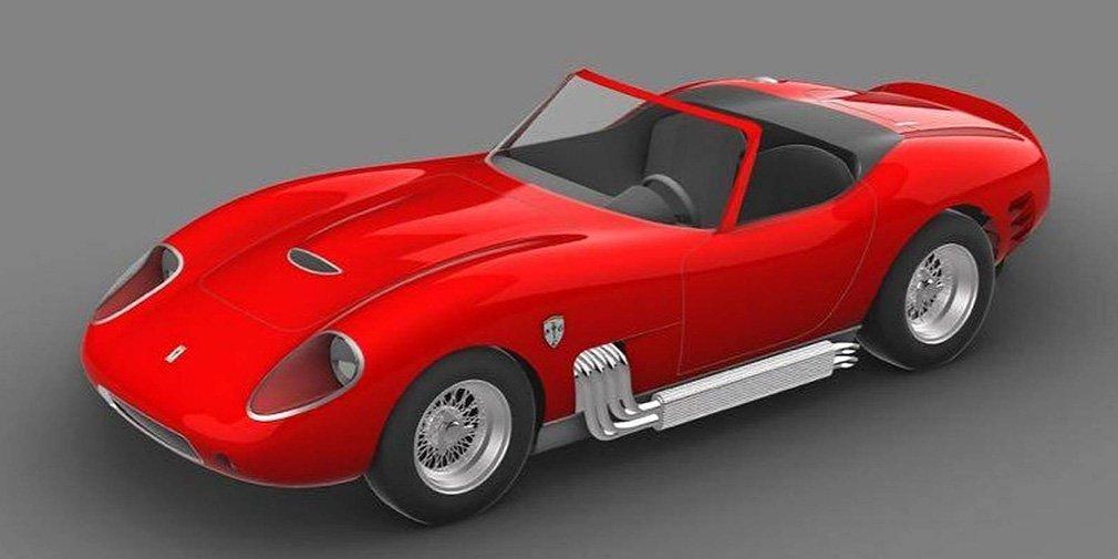 SCG презентует новый спорткар в ретро-стиле 1
