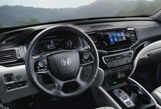 Обновленный Honda Pilot стал дороже 2