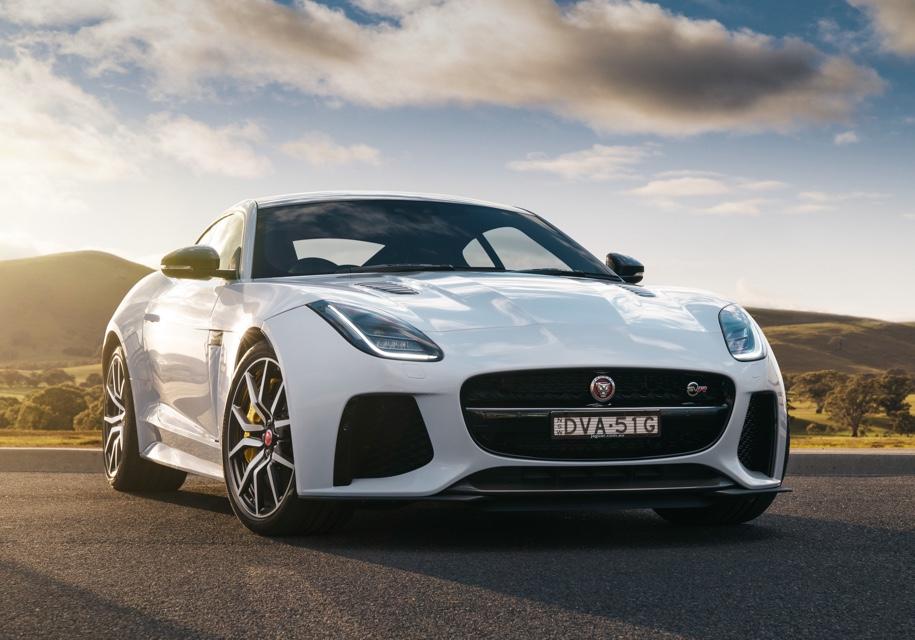 Jaguar придумал название для нового спорткара 1