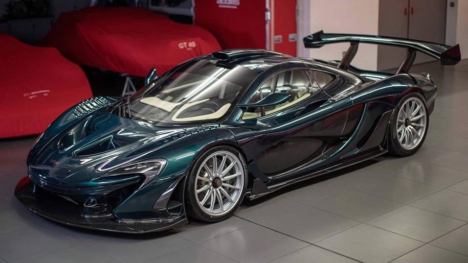 Британцы добавили трековому гиперкару McLaren «длинный хвост» 1