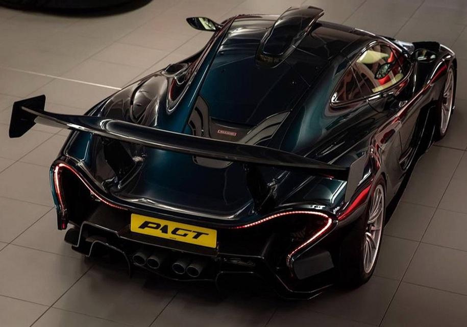 Британцы добавили трековому гиперкару McLaren «длинный хвост» 2
