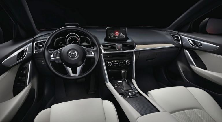 Кросс-купе Mazda CX-4 перестанет быть «эксклюзивом» 2