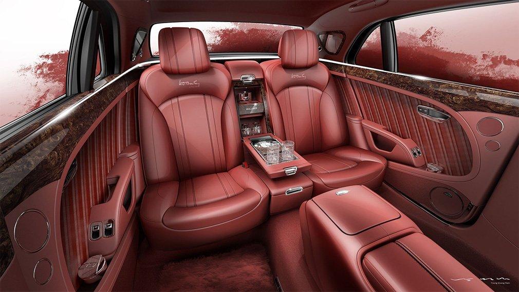 Спецверсию Bentley Mulsanne оснастят деталью 1930 года 1
