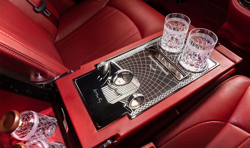 Спецверсию Bentley Mulsanne оснастят деталью 1930 года 2