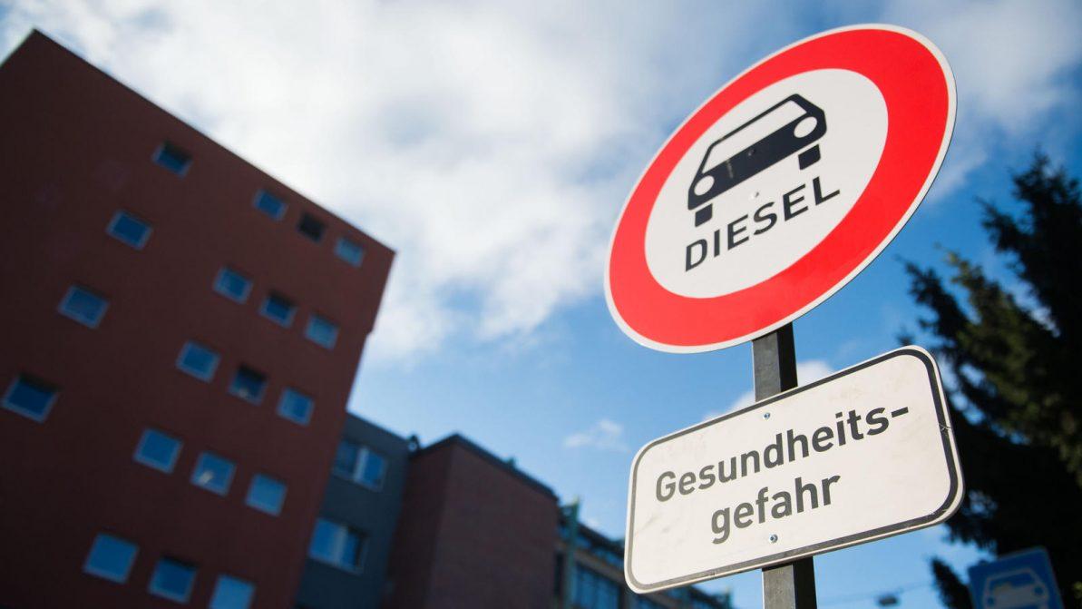 Еще один немецкий город вводит запрет на дизельные моторы 1