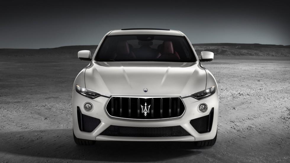 Maserati Levante Trofeo получил «урезанную» версию GTS 1