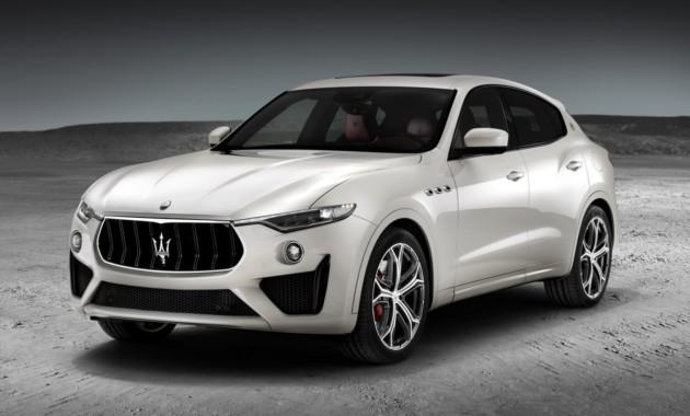 Maserati Levante Trofeo получил «урезанную» версию GTS 2