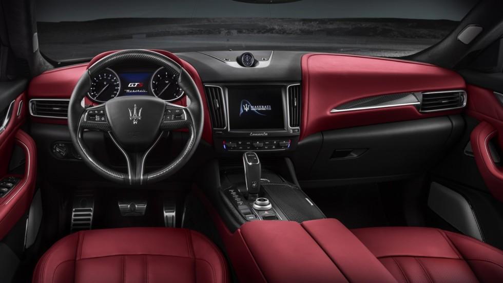 Maserati Levante Trofeo получил «урезанную» версию GTS 3