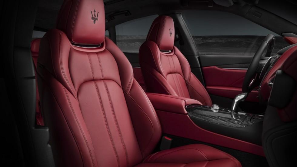 Maserati Levante Trofeo получил «урезанную» версию GTS 4